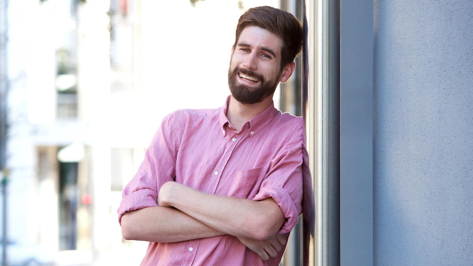 Férfiportré - Egy bevált recept, és néhány hasznos tanács - NEXTFOTO