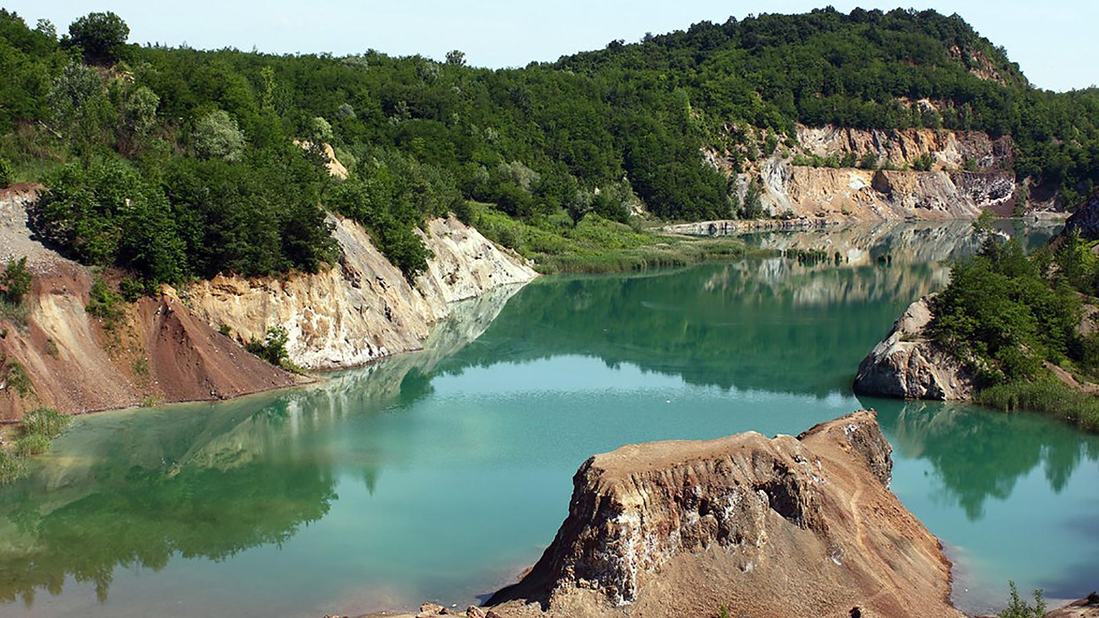 Rudabányai bányató - 5+1 helyszín, amit fel kell fedezned a fényképezőgépeddel! - NEXTFOTO