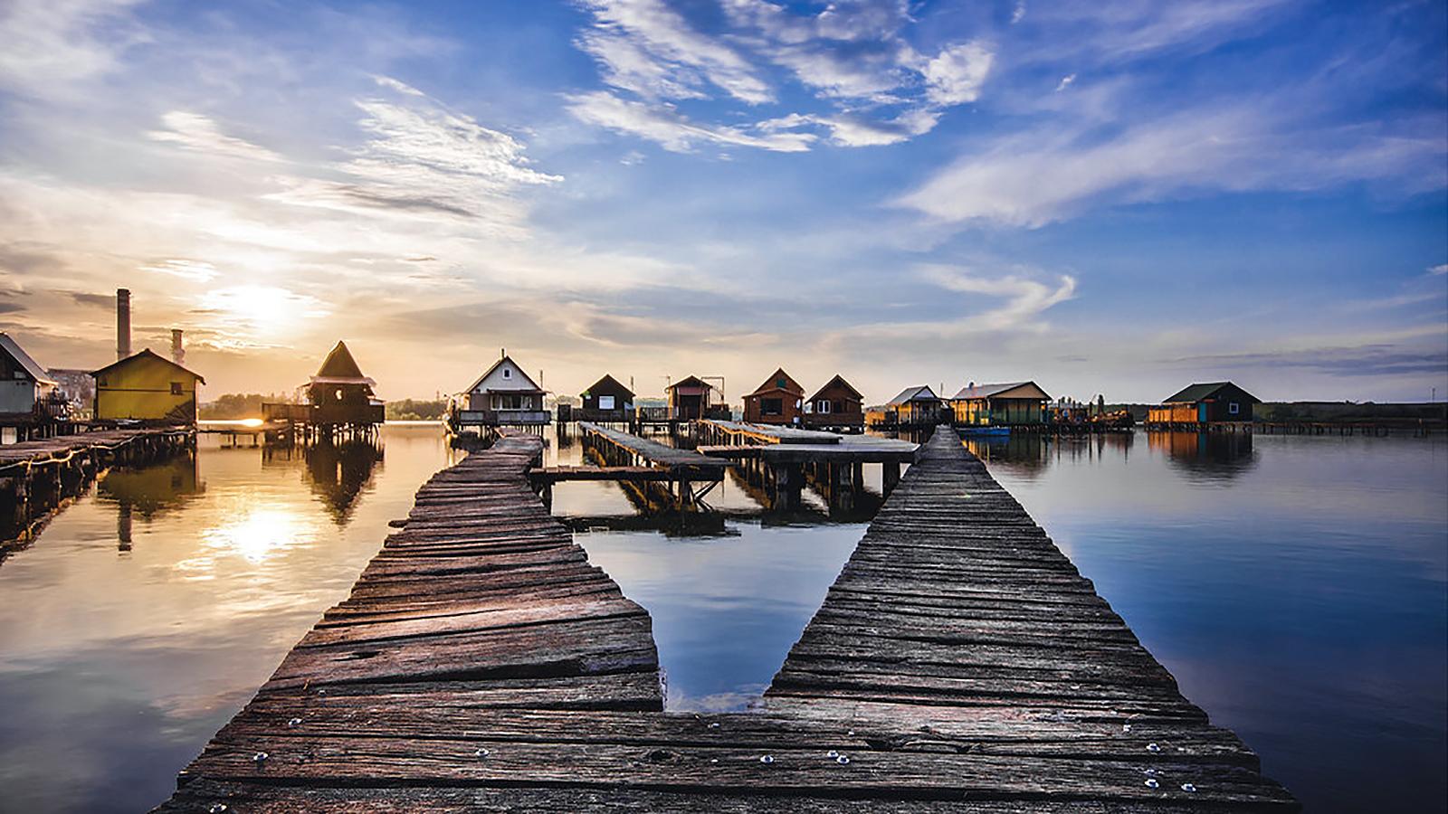Bokodi-tó - 5+1 helyszín, amit fel kell fedezned a fényképezőgépeddel! - NEXTFOTO
