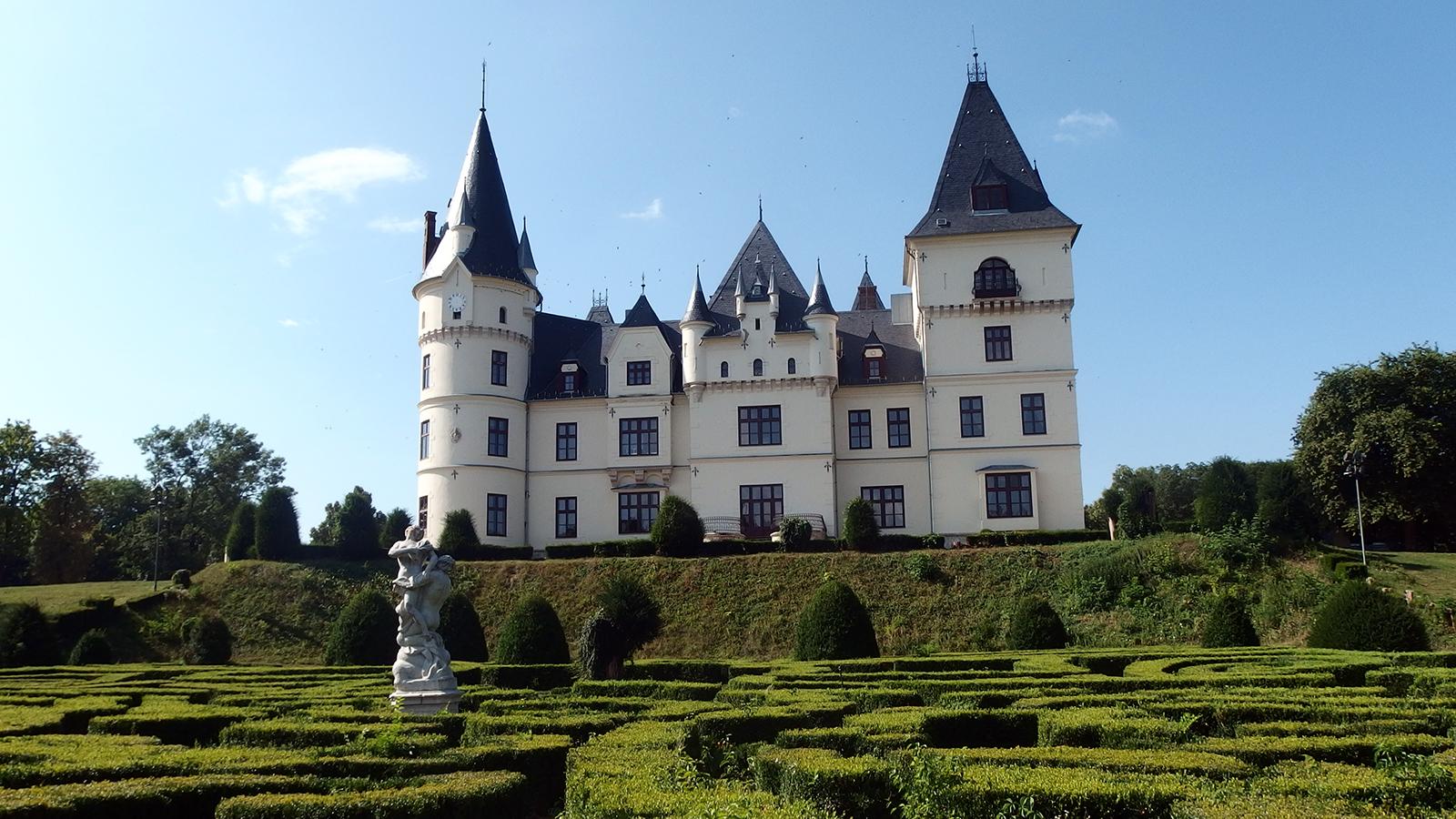 Tiszadobi Andrássy-kastély - 5+1 helyszín, amit fel kell fedezned a fényképezőgépeddel! - NEXTFOTO