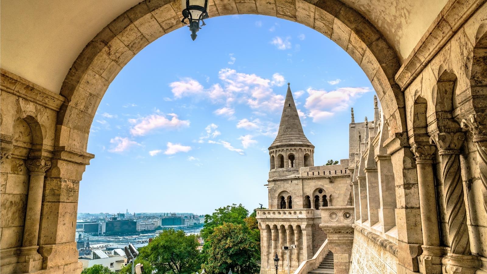Magyarország legszebb helyei - Budapest